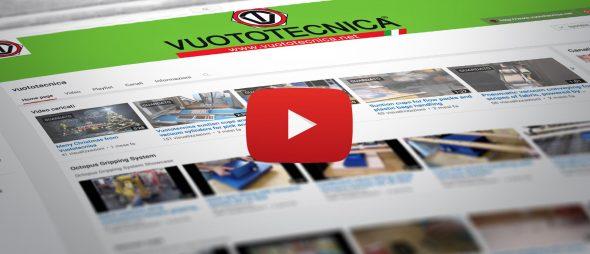 Vuototecnica-Youtube